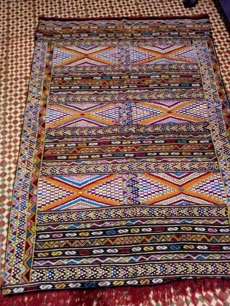 Authentic Kilim Berber Moroccan