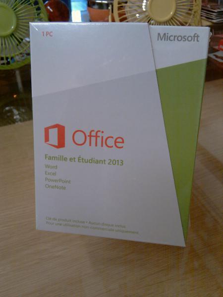 Reparation pc et vente de materiel informatique a prix discount collegien 77 boutiques - Office famille et etudiant 2013 1 pc ...