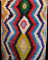 COLORED BOUCHEROUITE RUG