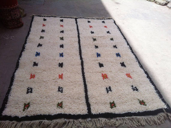 Puppy Beni Ourain Rug