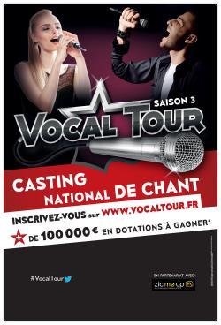 Vocal Tour 2016 Noyelles-Godault Saison 3: Spectaculaire et fascinant