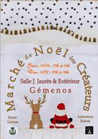 Marché de Noël des créateurs à Gémenos