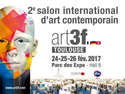 Art3f Toulouse 2017 - Salon international d'art contemporain