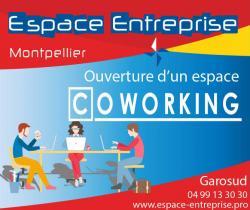 Ouverture d'un espace Coworking au centre d'affaires Espace Entreprise
