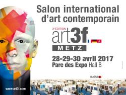 Art3f Metz 2017 – Salon international d'art contemporain