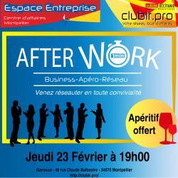 AfterWork : le club lr connecte les entrepreneurs