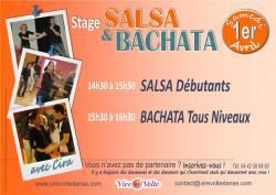 Stage de Salsa Cubaine et Bachata