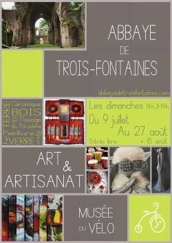 Art & Artisanat / Abbaye de Trois-Fontaines