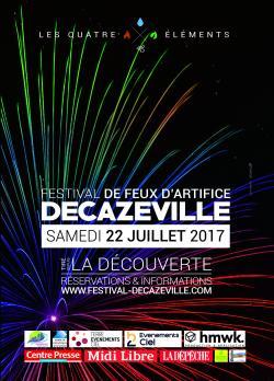 Festival de feux d'artifice de Decazeville