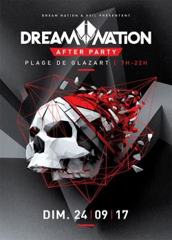 24/09/17 – AFTER DREAM NATION @ Plage de Glazart – Paris