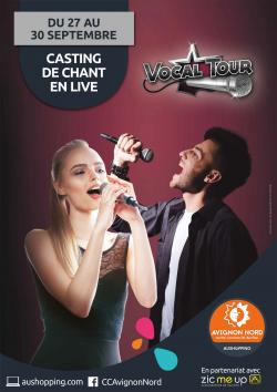 Le VOCAL TOUR 2017 donne le tempo à Le Pontet