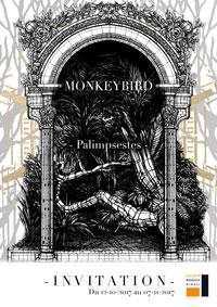 MONKEYBIRD - Palimpsestes