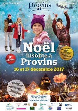 Noel insolite à Provins