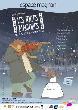 LES TOILES MAGIQUES—3e édition