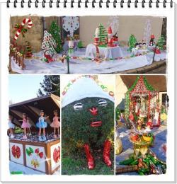 Féerie de Noel 2017 à Vimpelles