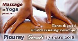 Initiation au massage de tradition indienne