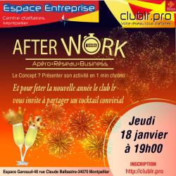 Afterwork du Club LR 2018