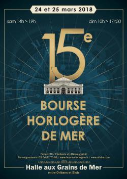 Bourse Horlogère de Mer 2018