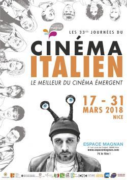 Les 33es Journées du Cinéma Italien - Nice