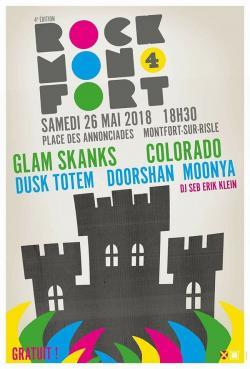 4ème Edition Festival Rock Mon Fort