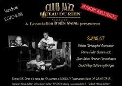 swing67 jazz en concert