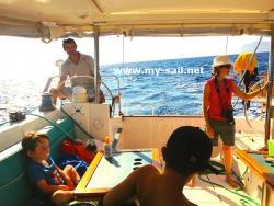 fête des mères une sortie en famille 100% nature en mer