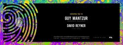 The Key Presents : Guy Mantzur, David Reyner