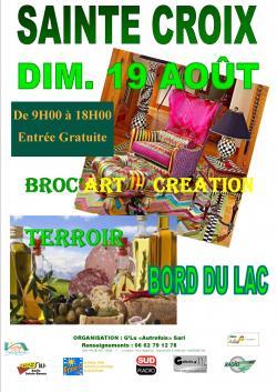 Broc'art – Création & Terroir