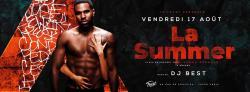 La Summer at Trust - Vendredi 17 Août