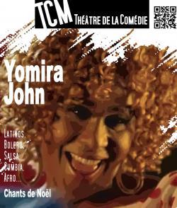 Chants de Noël avec Yomira John