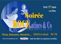 Soirée Rock, Latines & Co