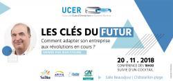 Conférence de Jean Staune 'Les Clés du Futur'  Châtelaillon-Plage (17)