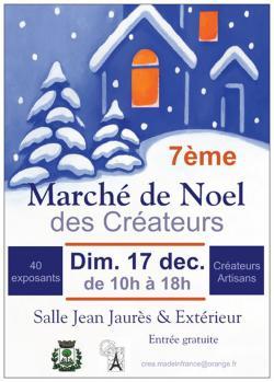 7eme Marché de Noël des créateurs
