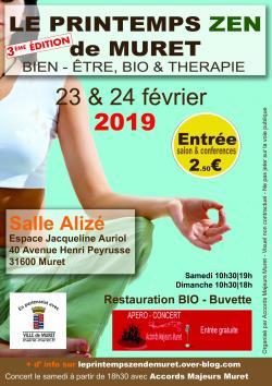 Salon Bien-être, bio, thérapies et santé