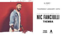 L'Arc x Take Over   Nic Fanciulli & Themba PFW 19