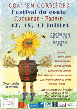 Fête du conte Cucugnan - Padern
