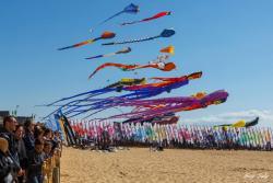 Festival international du cerf-volant et du vent de Châtelaillon-Plage 2019