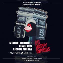 The Key Paris presents : SO HAPPY IN PARIS
