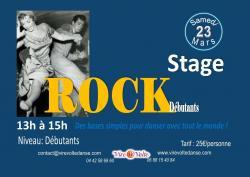 Stage de Rock pour Débutants
