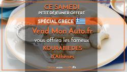 Samedi 23 Mars - Spécial Grèce