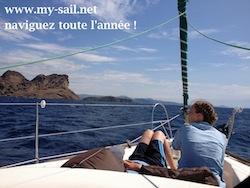 Balade en voilier, découverte en bateau du littoral varois