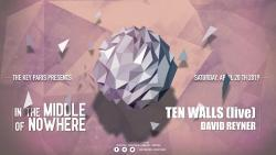 The Key Paris presents: Ten Walls (Live)!