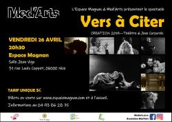 VERS À CITER - Association Med'Arts