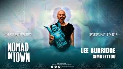 The Key Paris presents : Lee Burridge !