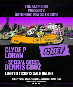 CUFF W / Dennis Cruz, Clyde P, LORAN