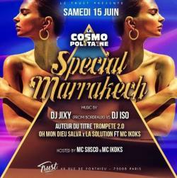 MARRAKECH  @ Trust Paris
