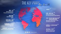 The Key Paris On Tour!