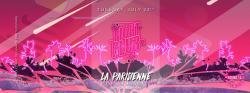 La Parisienne - Fight Club Edition - Round 14