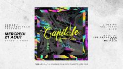 Mercredi 21 Août - La Capitale x Summer Edition