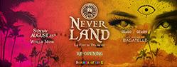 Dimanche 25 Aout 2019 x Neverland x Bagatelle